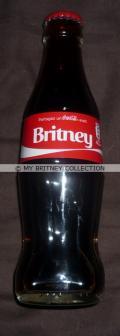 Britneycocacolabottle